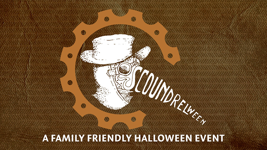 1st Annual ScoundrelWeen